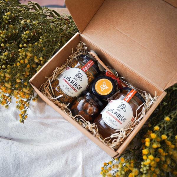 BEEBOX miel y polen